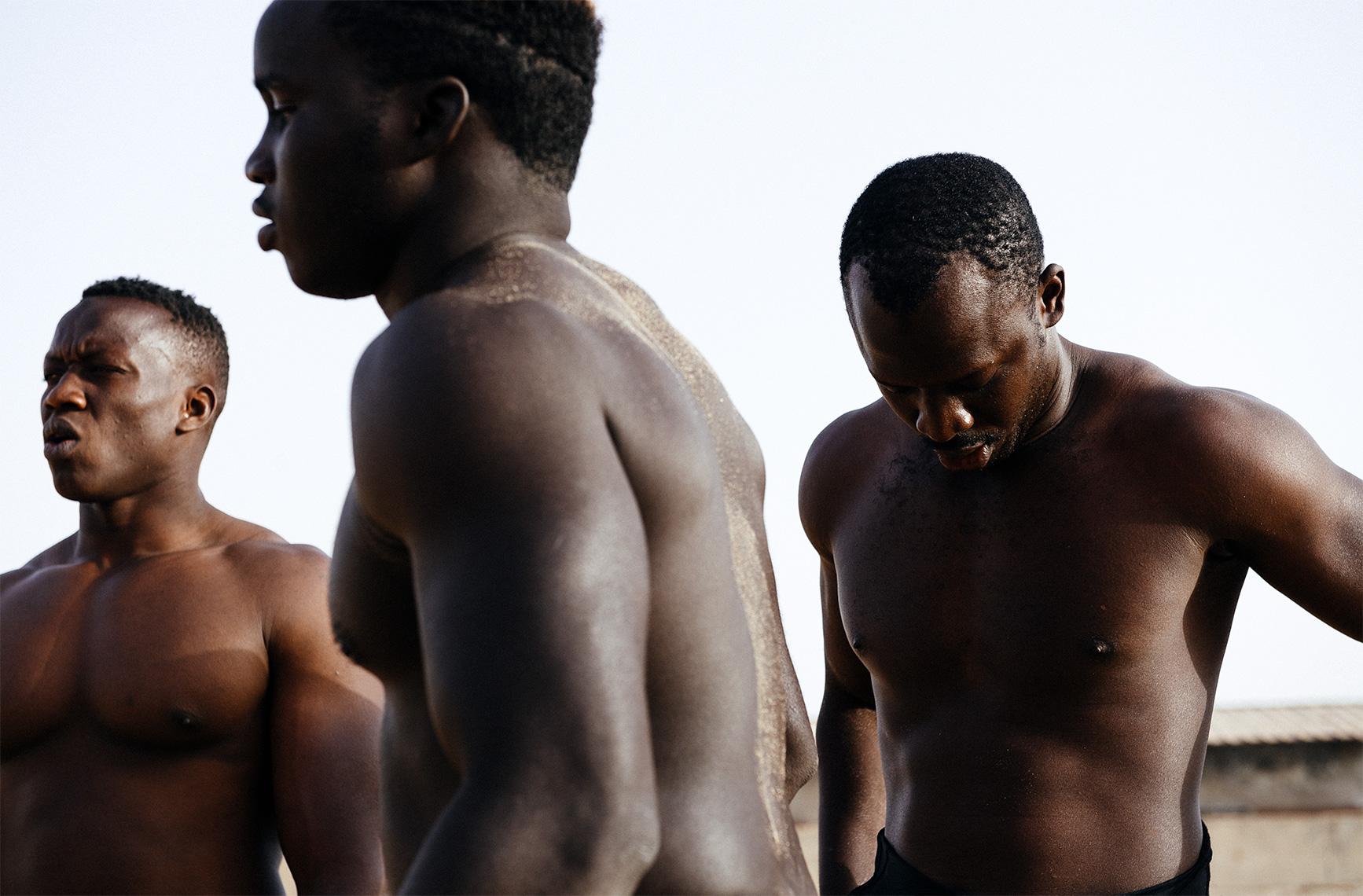 Senegalese Wrestling - Lutte Senegalaise Nico Therin 010