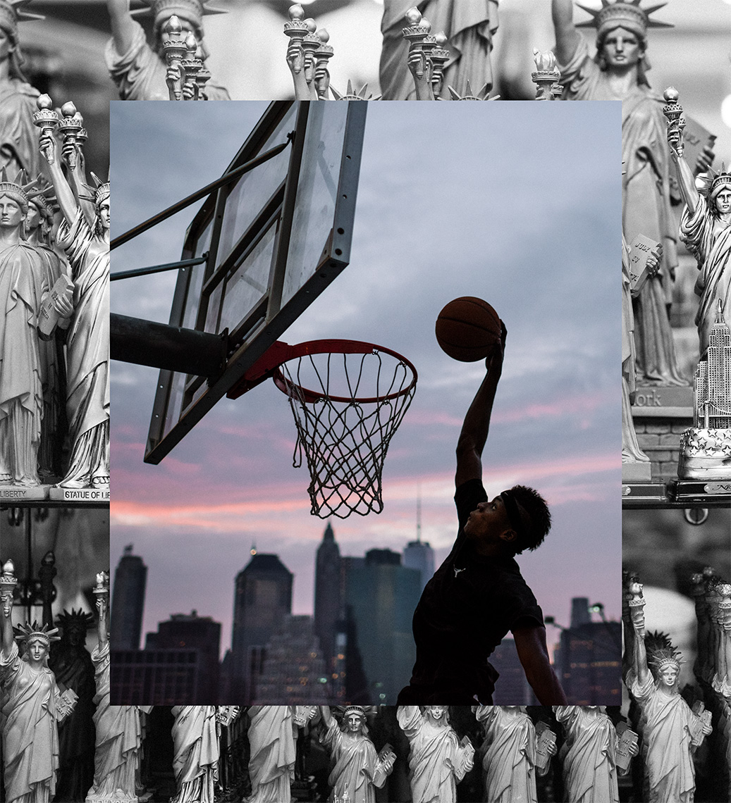 Basketball Nico Therin 004